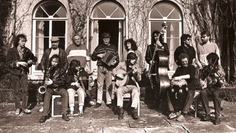 Classic Album Of The Week: Fisherman's Blues By The Waterboys
