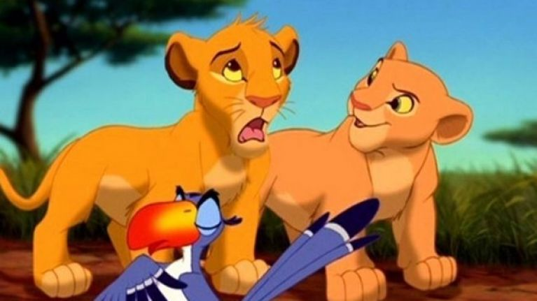 You Will NOT Believe Who Voiced Simba In The Lion King ...
