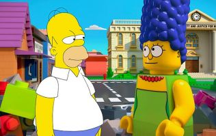 PICTURE: Poster For Simpsons Lego Episode Revealed
