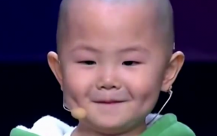 VIDEO: Three Year Old Wows Judges With His 'Random' Dance