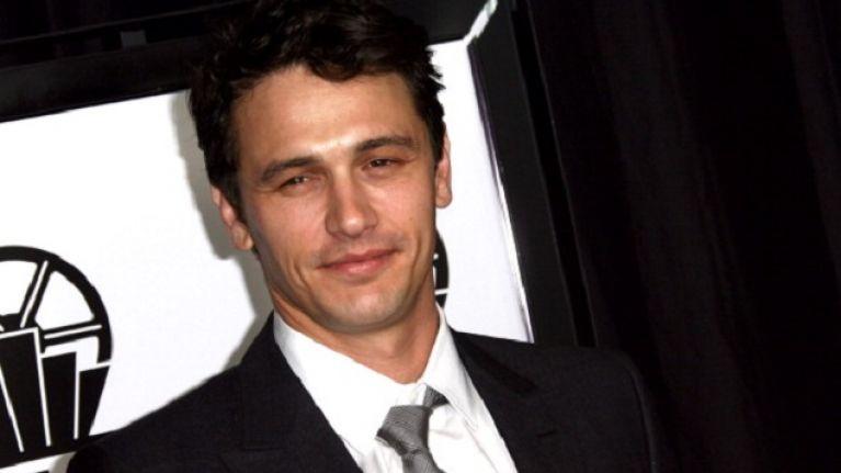 James Franco Denies Sleeping With Lindsay Lohan...But Admits They Had A 'Lame' Kiss