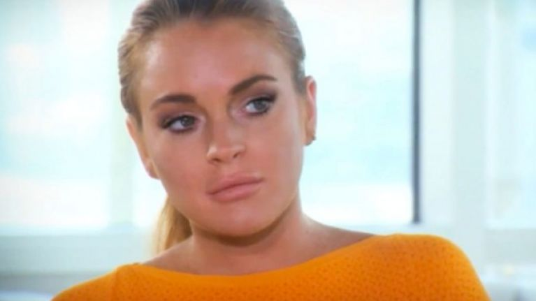 Lindsay Lohan Reveals She Had Miscarriage During Filming Of Reality Show