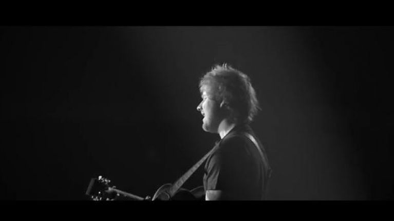 VIDEO - Ed Sheeran Releases New Track