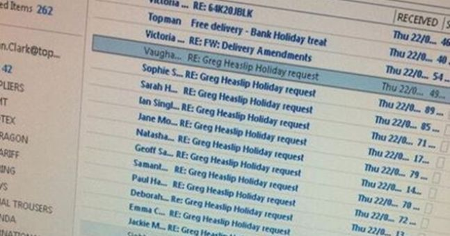 Man Whose Holiday Request Form Went Viral Donates All Freebies To