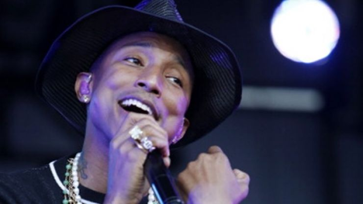 You Will NEVER Guess Which Nightclub Pharrell Williams Is Going To Be In Soon