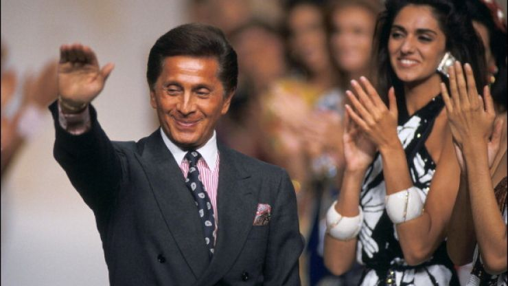 Reeling Back The Years - History Of Fashion House Valentino
