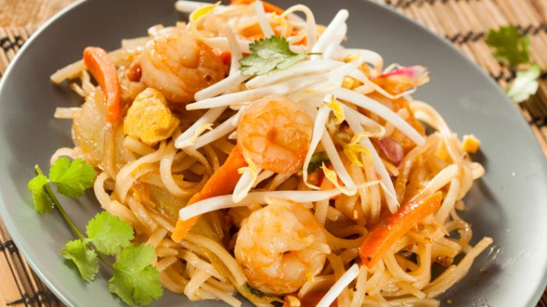 Food for Thought: A Short History of Pad Thai
