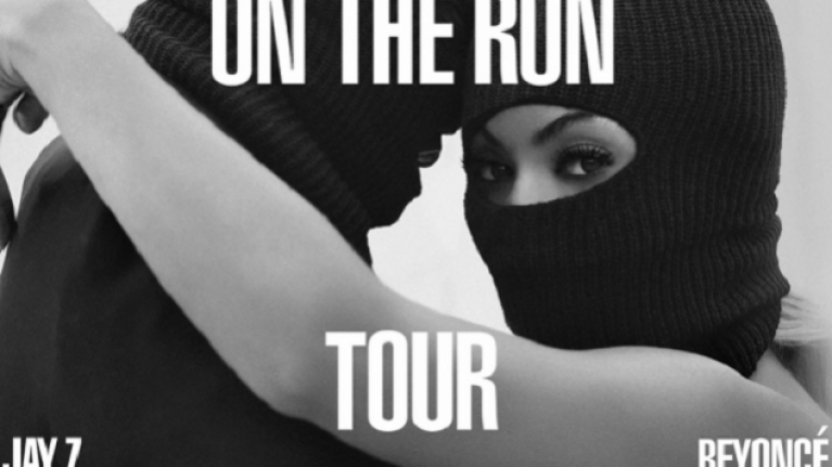 Beyoncé And Jay Z's On The Run Tour Setlist Is Exhausting Just To Read