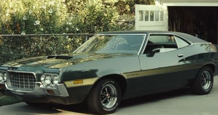 Famous Cars Of The Big Screen: The Ford Gran Torino | Her.ie