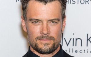 PICTURE: Josh Duhamel And Son Axl Sure Are Enjoying The World Cup