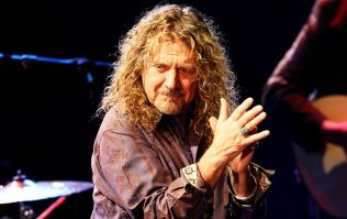 Robert Plant Confirms Belfast And Dublin Dates This November