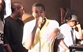 WATCH: There's A Video Of Kanye West, Rapping… Aged 19 (You Need To See This)
