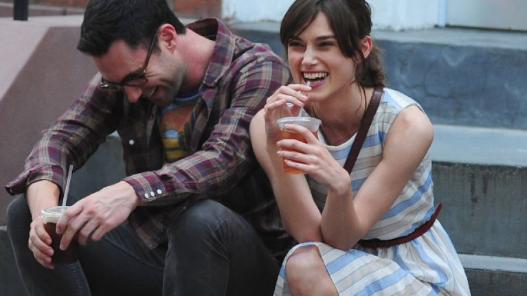 REVIEW - Begin Again, So Incredibly Charming We Dare You Not To Like It