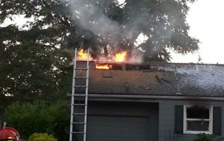 Man Accidentally Sets House On Fire Trying To Kill A Spider