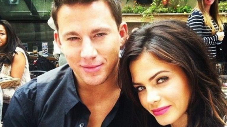 PICTURE - Channing Tatum Posts Adorable Instagram Snap To Celebrate Anniversary