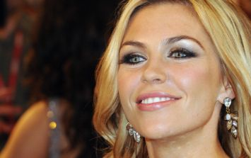 PICTURE: Abbey Clancy Shares Absolutely Adorable Picture Of Daughter Liberty Rose