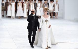 Opulent Metallics & Fierce Fabrics - Chanel At Paris Haute Couture Fashion Week
