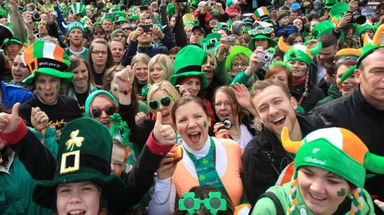 Great Drying Out There! Twelve Things That Only Irish People Get Excited About