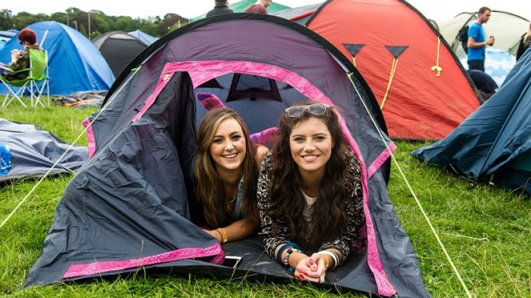 What You Need To Know About Camping At Electric Picnic Herie