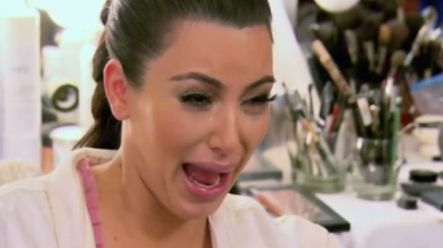 PIC: You Can Now Wear Kim Kardashian's Cry Face On A T-Shirt