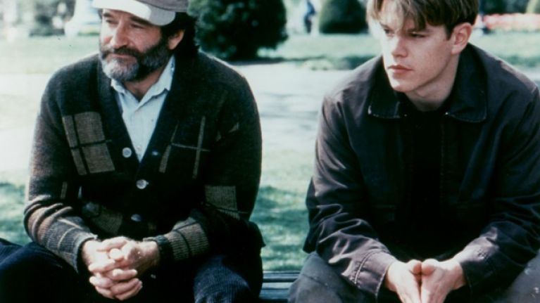 Her Classic Movie Of The Week Good Will Hunting Her Ie