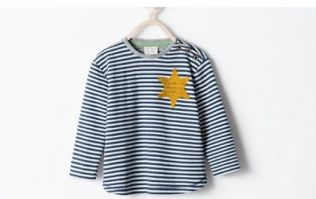 Zara Removes Striped Pyjamas Featuring Yellow Star Following Complaints