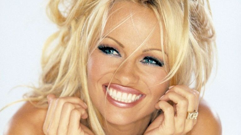 Pamela Anderson Had Some Very Exciting News This Week Her