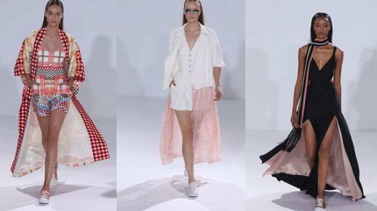 In Pictures: Temperley London At London Fashion Week