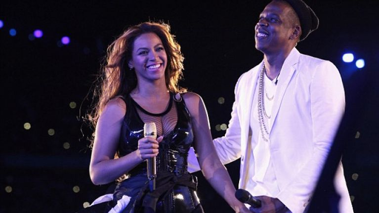 AW! Beyonce And Jay-Z Give Us A Peek Inside Their Family Life