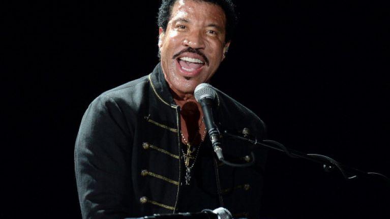 Music Legend Lionel Richie Announces Dublin Gig