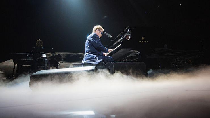 Music Legend Elton John Announces December Date for Dublin