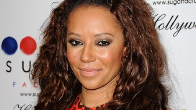 Mel B Spotted Without Wedding Ring During X Factor Final Herie