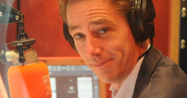 'I Would Have Broken Both Your Legs' - Tubridy Loses Cool With Caller On 2FM Show