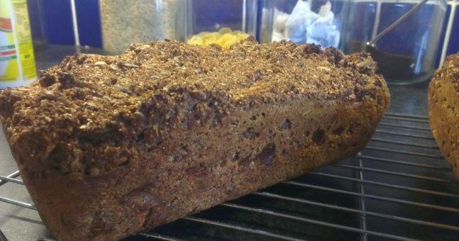 Recipe: Delicious Dairy-Free Brown Bread