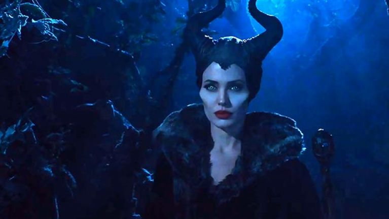 Angelina Jolie Confirms That Maleficent Scene Is A Metaphor