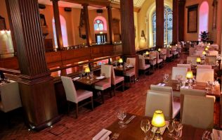 Win!! Dinner With a Bottle of Bubbly For You and Three Friends in the Gallery Restaurant at The Church