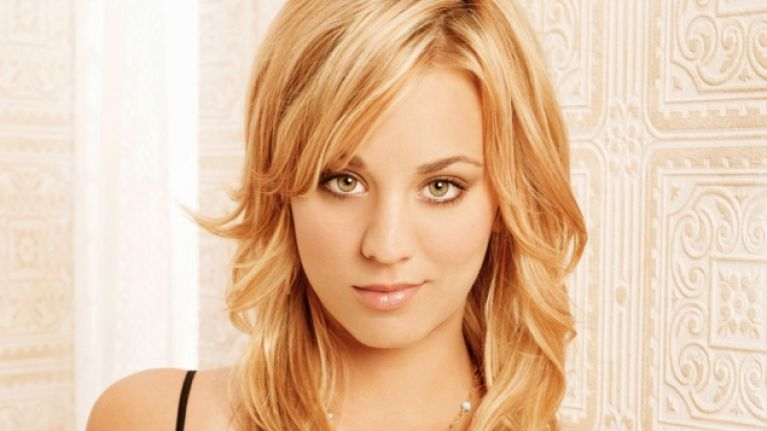 PICTURE - Kaley Cuoco-Sweeting Cut Off Her Lovely Locks But Is Rocking This New Hairstyle