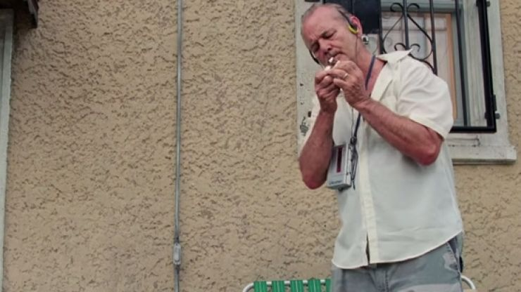 WATCH: Legend! Bill Murray Singing Bob Dylan Will Make You Love Him Even More