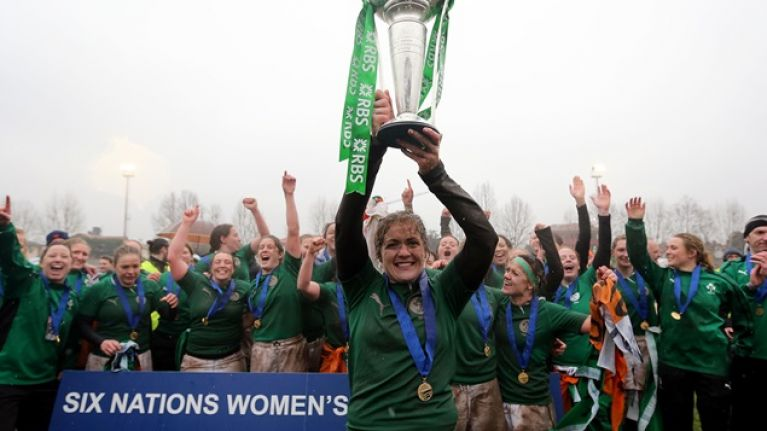 Women In Sport: Ireland's Most Successful Rugby Captain: Fiona Coghlan