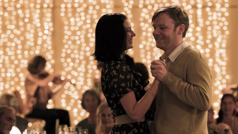 WATCH: Brian Gleeson And Mad Men's Jessica Paré Star In New Romantic Comedy 'Standby'