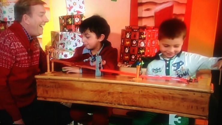 'Mystery Celebrity' To Host TV3 Christmas Toy Show... Which Will Air A Week Before RTE