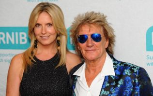 There's A New Reality TV Show On The Block: Rod Stewart And Penny Lancaster Begin Filming in LA