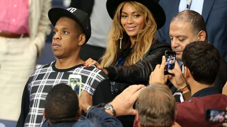 Beyoncé And Jay-Z Heading To Studio To 'Secretly Record New Joint Album'