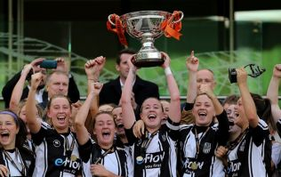 """""""You Couldn't Make It Up"""" Clare Conlon On Winning A Leinster Title and FAI Cup in One Day"""
