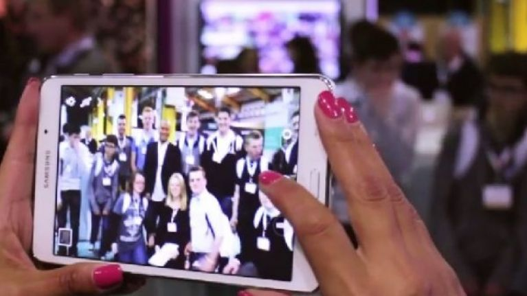 Video: Behind The Scenes Look At 24 Young Irish Entrepreneurs' Experience At Web Summit