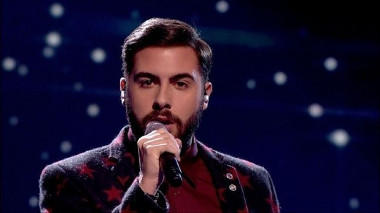 X Factor Star Andrea Faustini Signs Massive Record Deal