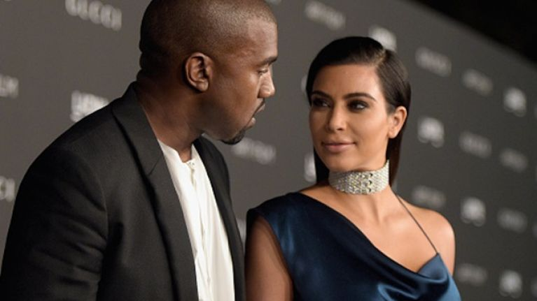 Holy Yeezus! Kim and Kanye Are Reportedly Planning a Duet