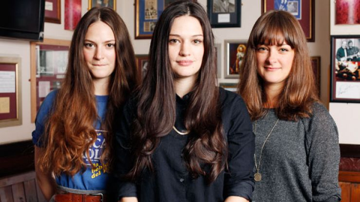 The Staves Confirmed As Support For Florence And The Machine's Irish Dates