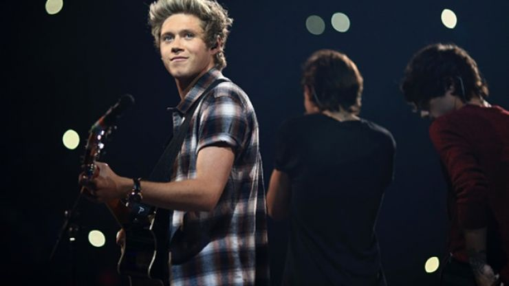 Stealing His Girl?! Niall Horan Writes Song For Liam Payne's Girlfriend