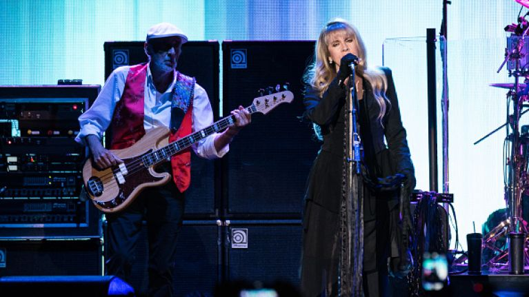 One Night Only! Music Legends Fleetwood Mac Announce Irish Date
